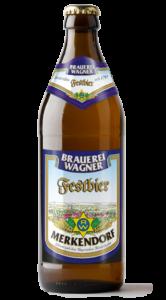 Brauerei Wagner Festbier Label