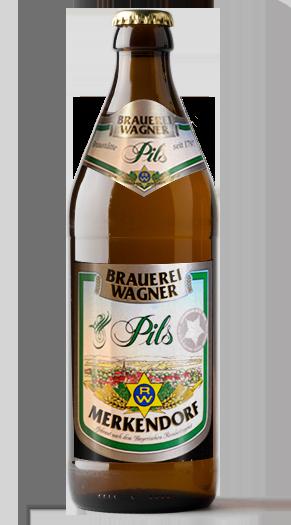 Brauerei Wagner Pils Bier
