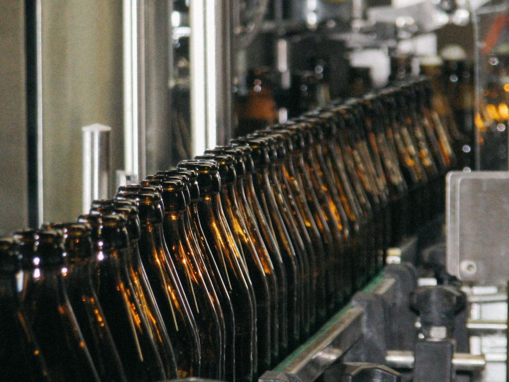 Brauerei Wagner Bierherstellung